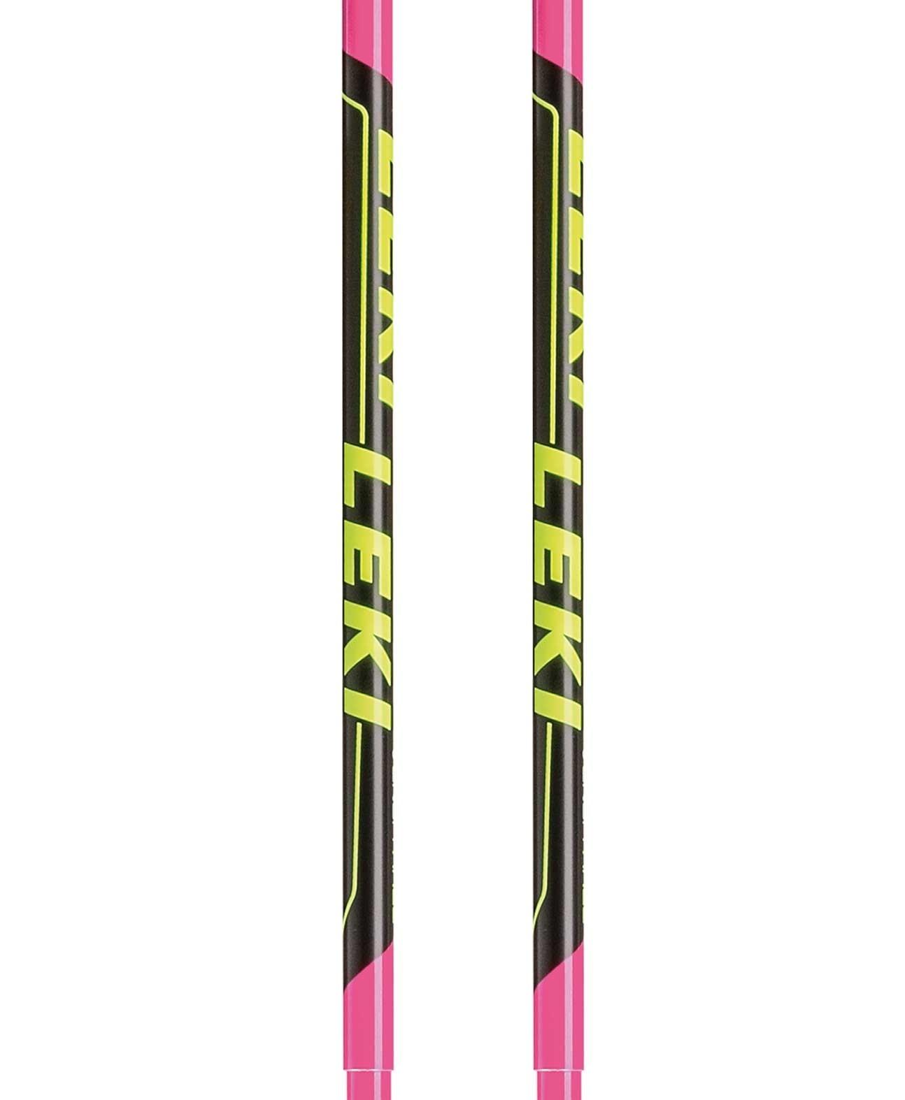 Leki Venom SL TR-S Skistöcke pink