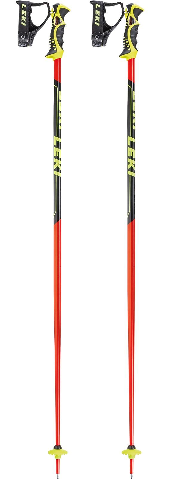 Leki worldcup racing SL trigger S slalom poles