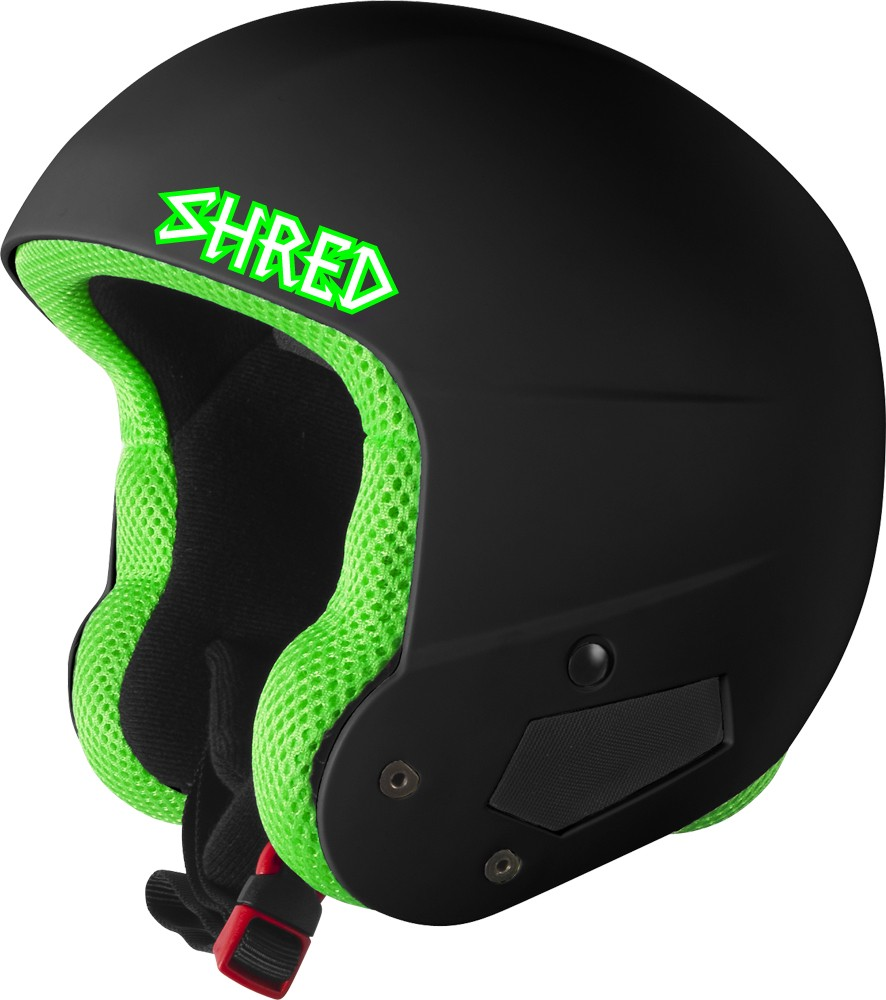 Shred Brain Bucket Mini DON ski helmet
