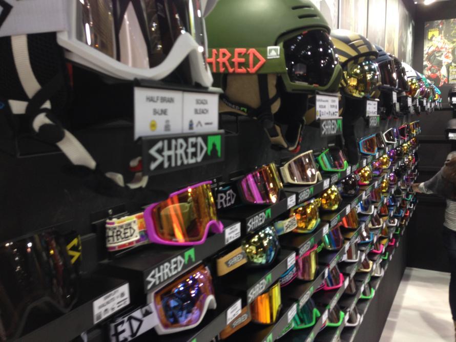 51717c3b0f6 Shred optics goggles helmets preview ispo JPG 890x668 Shred optics goggles
