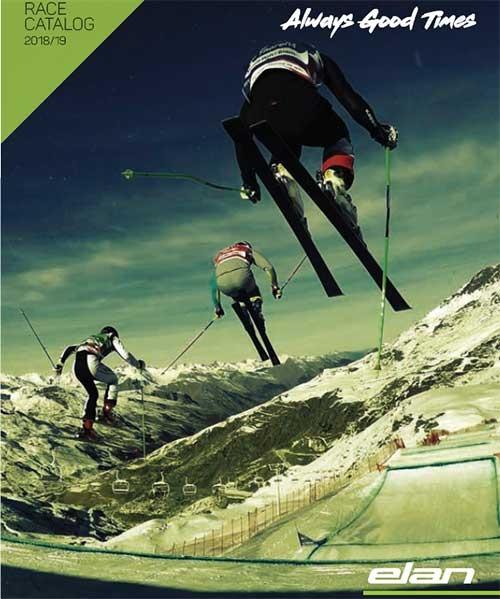 elan racing catalog 18/19